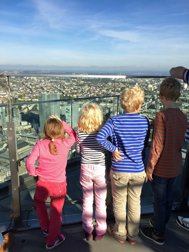 frankfurt sightseeing main tower jeckyl