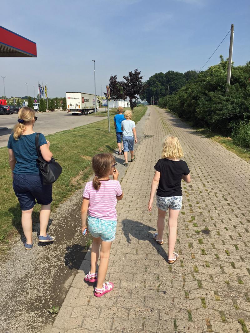 cloppenburg tb hotel raststaette autobahn empfehlung geocaching jeckyl