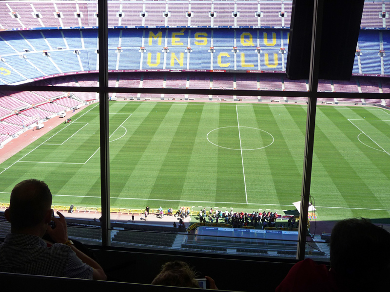 barcelona sightseeing camp nou kommentatoren