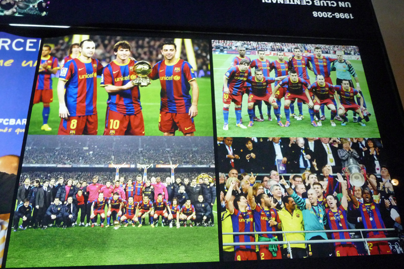 barcelona sightseeing camp nou stadiontour museum