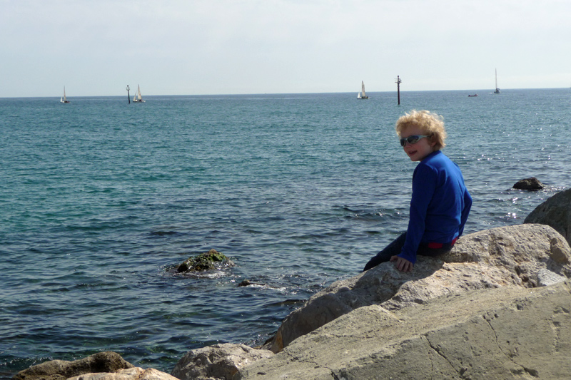 barcelona sightseeing strand jeckyl