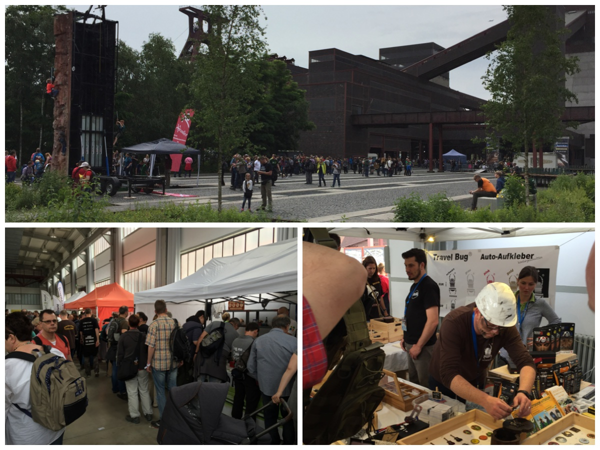 essen giga event zollverein haendler geocaching jeckyl